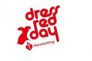 MST kleurt rood op Dress Red Day