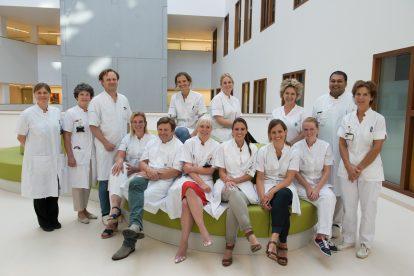 Het team van mammacare Oldenzaal