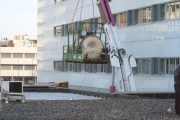 Verhuizing MRI naar de nieuwbouw