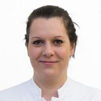 Dermatoloog Tanja Vogel