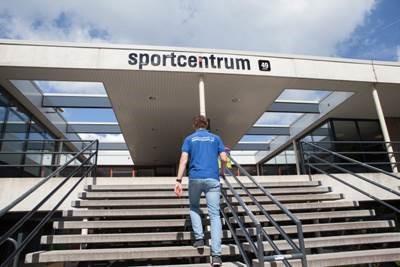 Sportcentrum bij Universiteit Twente