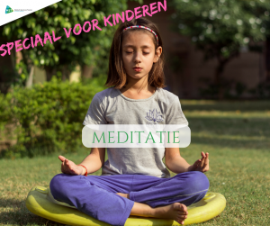 Meditatiesessie voor kinderen in ziekenhuis
