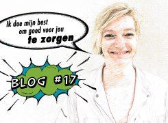 Een stem beïnvloedt – Blog 17