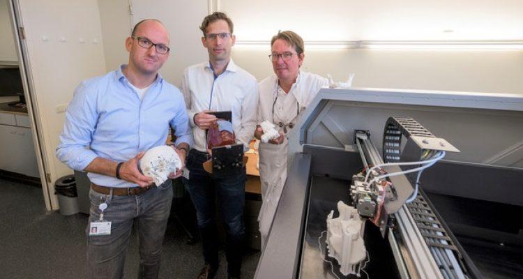 MST opent Medisch 3D Print Laboratorium