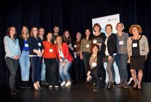 Verpleegkundigen tijdens Santeon verpleegkundig congres 2018