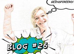 Verpleegkundig leiderschap: ik ben geïnspireerd! – Blog 26 van Wilma