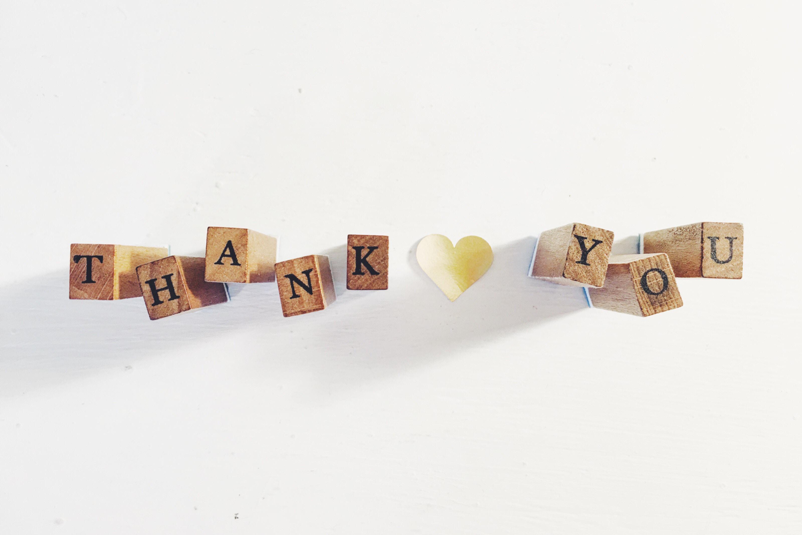 Bedankt van patiënt aan MST
