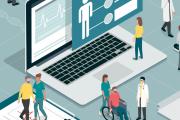 E-healthmarkt in MST