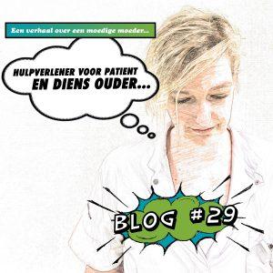 Blog van Wilma verpleegkundige MST