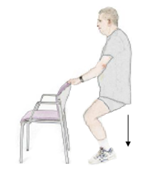 Knie oefening 7