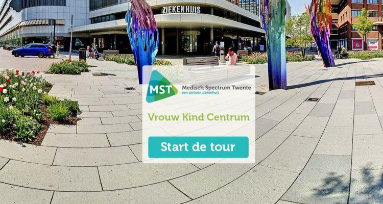 Nieuw: Een virtuele tour door ons Vrouw Kind Centrum