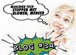 Zijn eigen plan – Blog 34 van Wilma