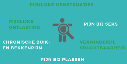 Endometriose: De diagnose moet sneller en het taboe moet worden doorbroken