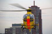 Kijkje op het helikopterdek van MST