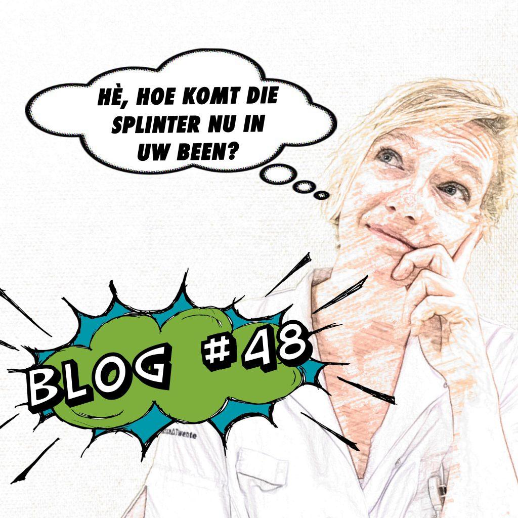 Blog Wilma over splinter