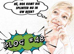 Een lichaamsvreemd voorwerp gevonden – Blog 48 van Wilma