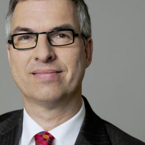 De heer prof. (Bert) Bruggink