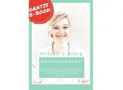 Gratis e-book: Verhalenbundel van Wilma's blog