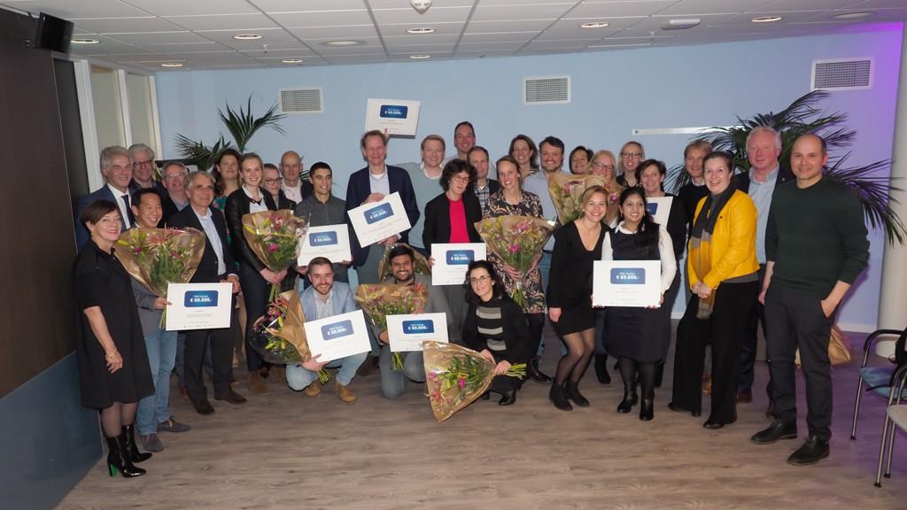 PIHC uitreiking in Deventer Ziekenhuis 2019