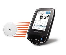glucosesensor bij diabetes