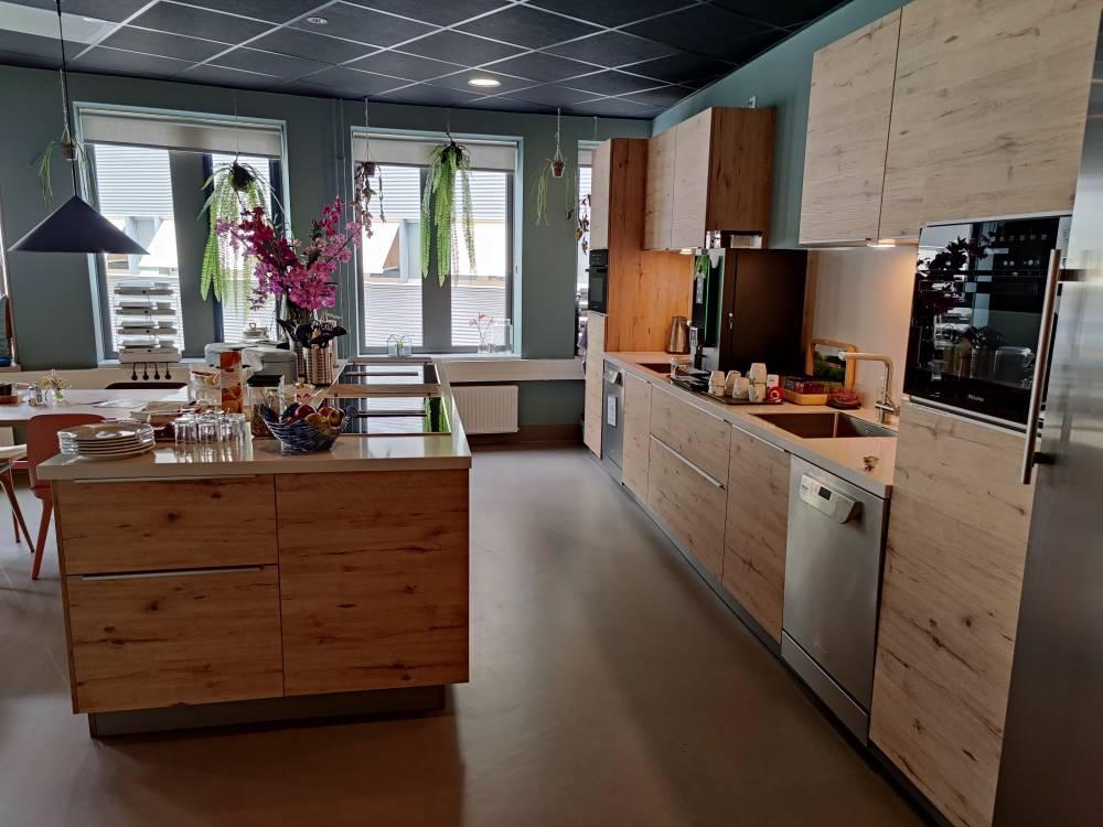 Keuken in de Ronald McDonald Huiskamer Enschede