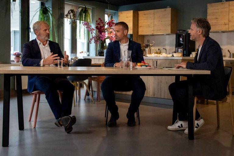 Ronald McDonald huiskamer opening door Jan den Boon