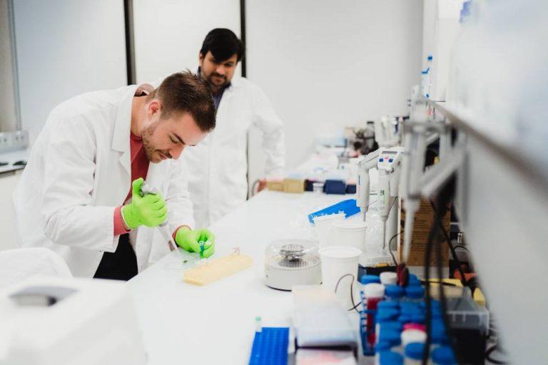 Onderzoek corona biosensoren